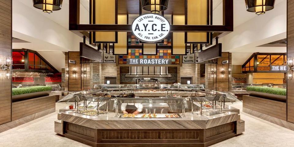 Best Seafood Buffet Vegas Strip