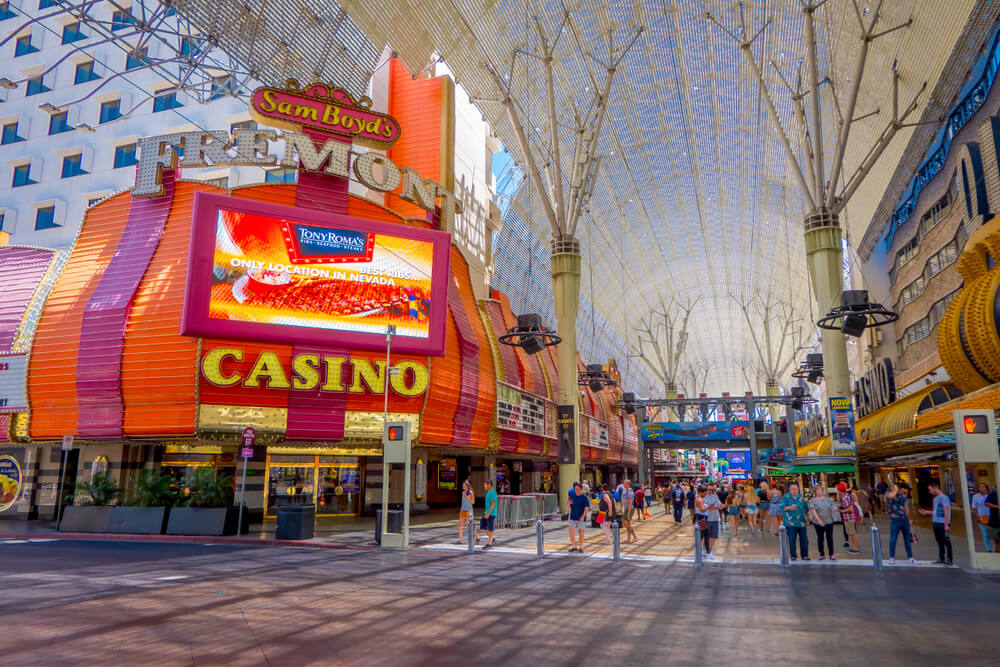 Boyd Considering A Fremont Casino Expansion Vegas For All