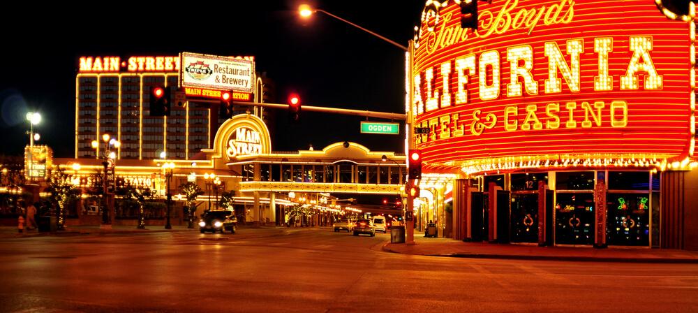 Casinos Southern California